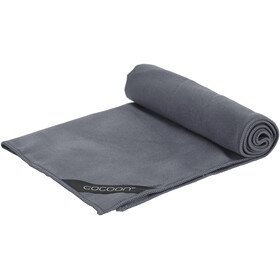 Cocoon Microfiber Towel Ultralight Small, manatee grey